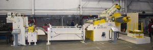 Standard Industrial Process Line Shear - Custom built