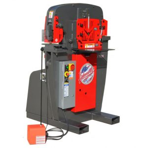 "Edwards ""Pro""""Jaws IV"" 50 Ton Ironworker"