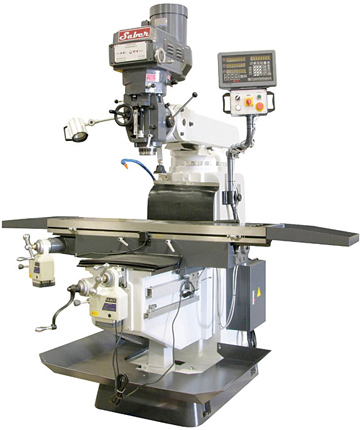 Saber 6KVS Variable Speed Milling Machine