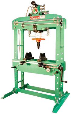 Saber H35A Frame Press