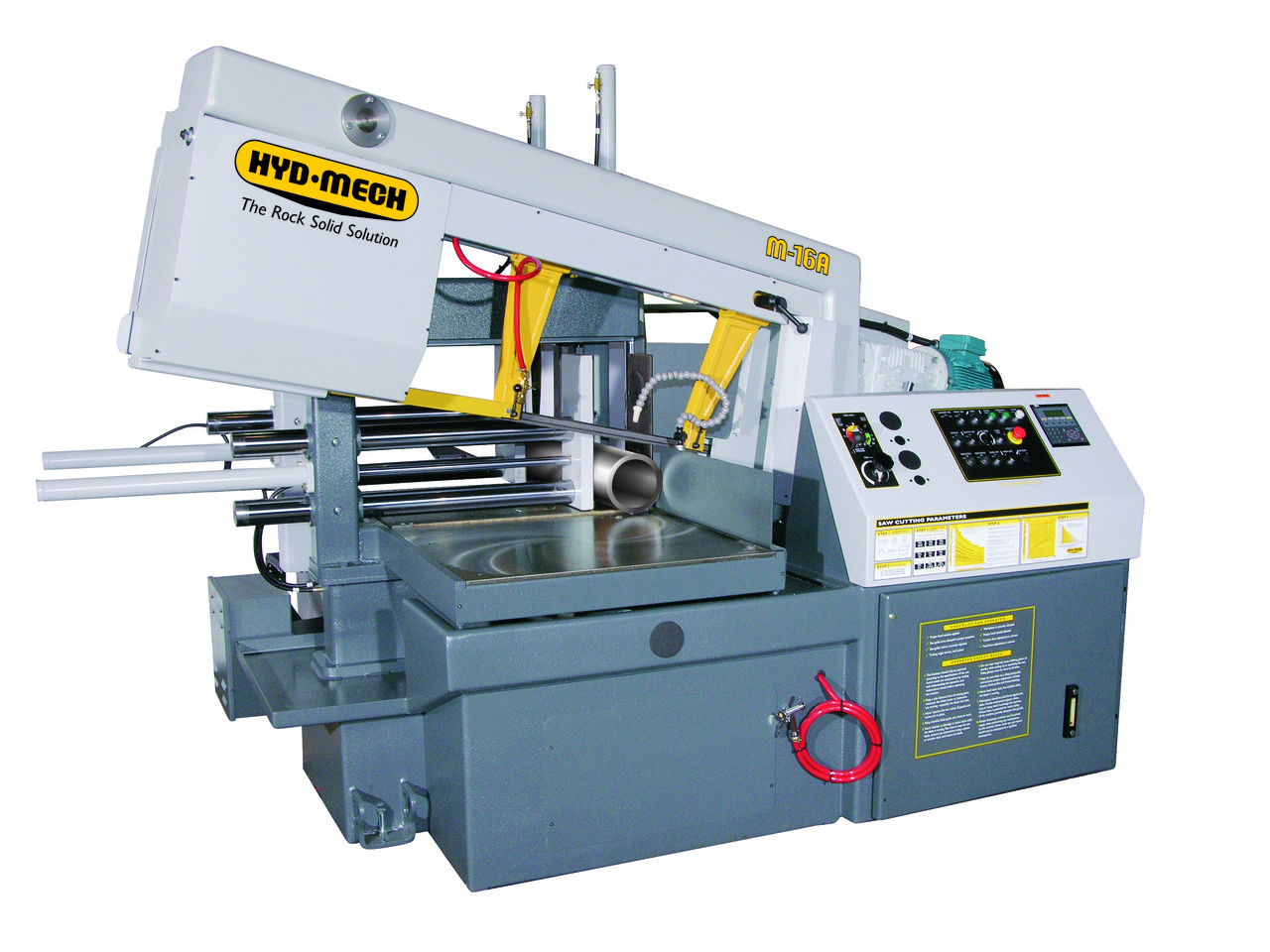 Hyd-Mech M-16A Heavy-duty Scissor Style Band Saw