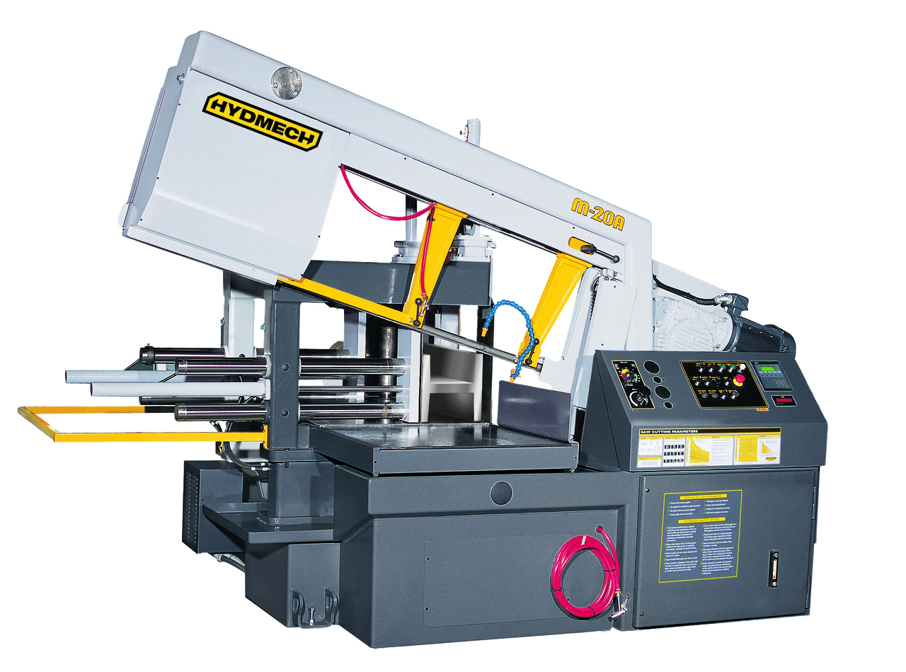 Hyd-Mech M-20A Automatic Scissor Style Band Saw