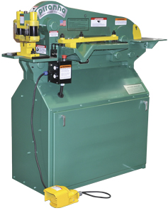 Piranha P-50 Single Operator Ironworker