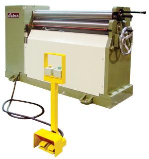 Saber R0570H Hydraulic Plate Roll