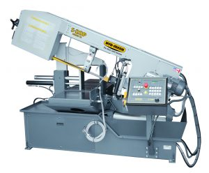 Hyd-Mech S-20P Semi-Automatic Scissor Style Band Saw