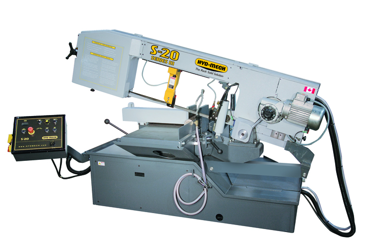 Hyd-Mech S-20 Manual Scissor Style Band Saw