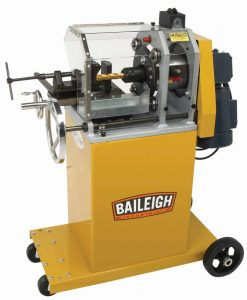 Baileigh TN800 Eccentric Cut Notcher