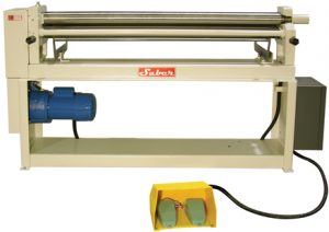 Saber X5016E Plate Roll