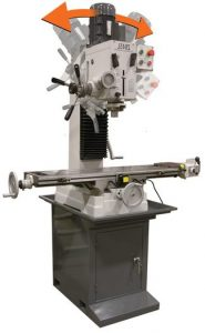 Saber  ZX45 Heavy Duty Milling Machine
