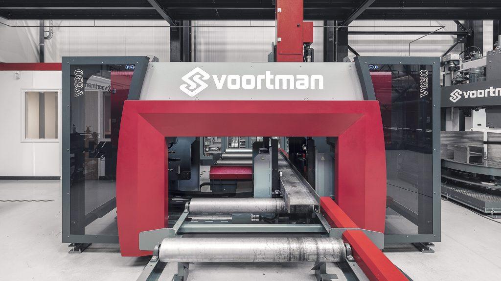 Voortman V630 Cnc Beam Drilling Machine Ar Tools
